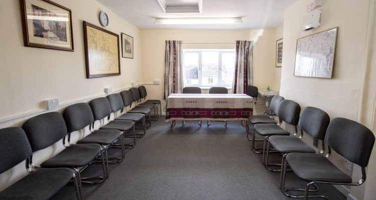 Dennis Boundy Meeting Room